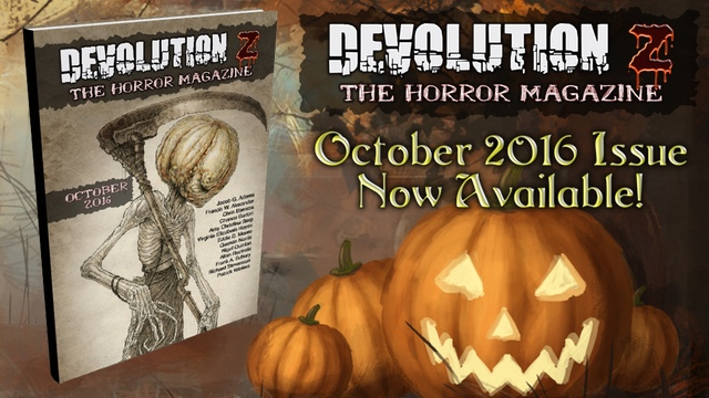 Devolution Z Horror Magazine - Current Issue