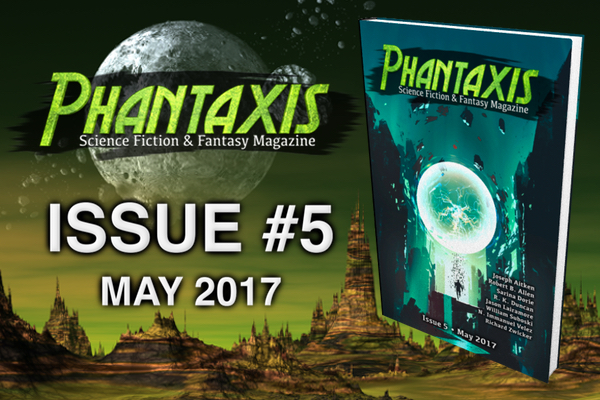 Phantaxis - Science Fiction and Fantasy Literary Magazine