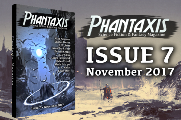 Phantaxis Magazine Issue 7